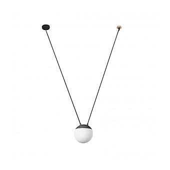 Gray Pendant Light Mine 1 Bulb