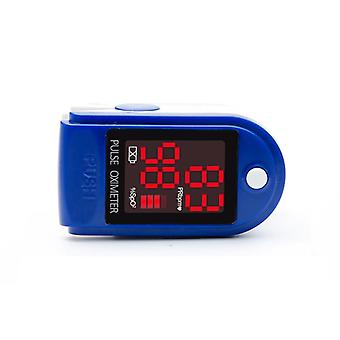 Led Screen Digital Finger Tip Pulse Oximeter Spo2 Monitor Ce & FDA + Agățat Line