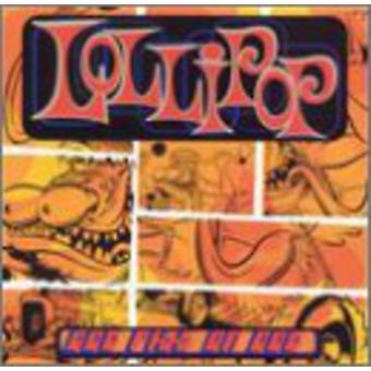 Lollipop - Dog Piss on Dog [CD] USA import