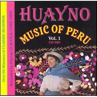 Huayno Music of Peru - Huayno Music of Peru: Vol. 1-1949-89 [CD] USA import