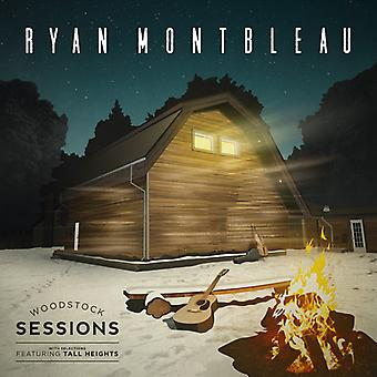 Montbleau*Ryan - Woodstock Sessions [CD] USA import