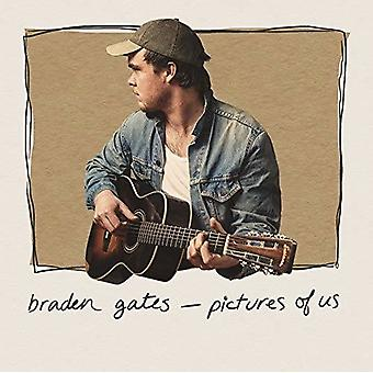 Braden Gates - Photos of Us [CD] Usa import