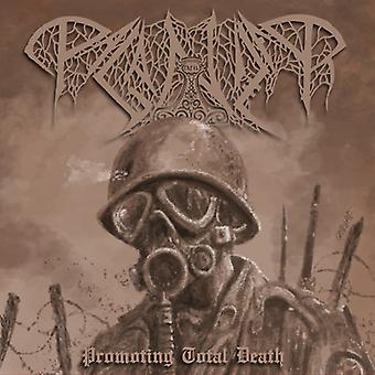 Paganizer - Promoting Total Death [CD] USA import