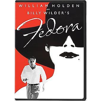 Fedora [DVD] USA import