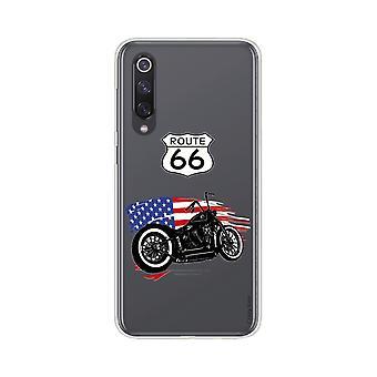 Rumpf für Xiaomi Mi 9 Se Flexibel Moto Harley