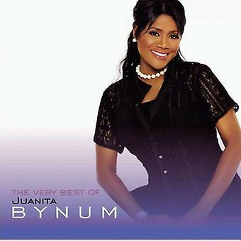 Juanita Bynum - Vary Best of Juanita Bynum [CD] USA import