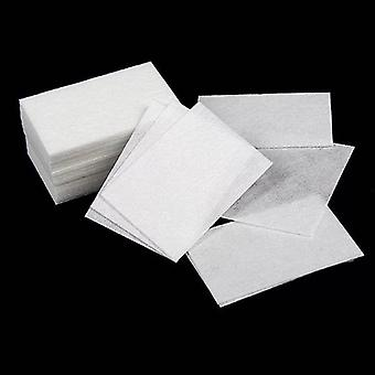 Non Woven Fabric Nail Lint Free - Wipes Napkins Nail Art Remover