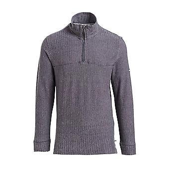 Regatta Men's Lauro Half Zip Fleece Blue