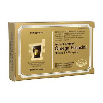 Activecomplex Omega Essential 60 capsules