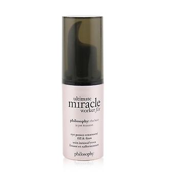 Ultimate miracle worker fix eye power treatment fill & firm 248308 15ml/0.5oz