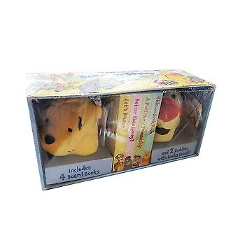 Winne the pooh - book & buddy set