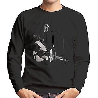 Bob Dylan Royal Albert Hall 1965 mannen Sweatshirt