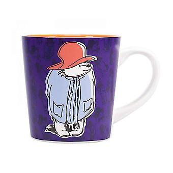 Paddington Bear Heat Changing Mug Pattern new Official White Boxed