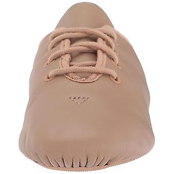 Capezio Womens EJ1A leder laag bovenste Lace Up Ballet & dans schoenen