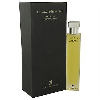 Illuminum Vetiver Oud Eau De Parfum Spray By Illuminum