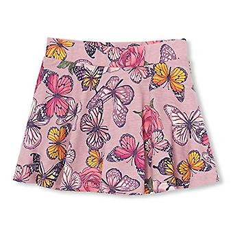 The Children's Place Big Girls Pleated Mini Skirts, Black, XS (4)