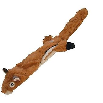 Gloria DogMonsters Squirrel Plush Squeaky Dog Toy