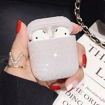 Bling Luxury Diamonds Candy Colors Girl Protective Cover For Airpods 2