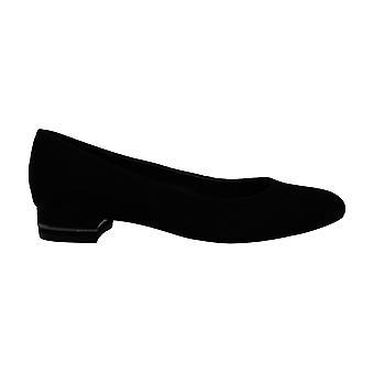 Bandolino Women's Shoes bnLORYA Suede Pointed Toe Slide Flats