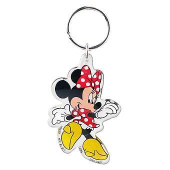 Lucite Key Chain - Disney - Minnie Mouse New Gifts Toys 25098
