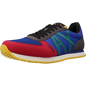 Armani Exchange Sport / Xux017 Color A500 Sneakers