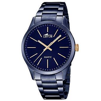 Lotus Grande Men's Stainless Steel Blue 18163/2 Watch