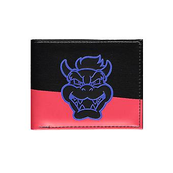 Super Mario Bowser Bi-Fold Wallet