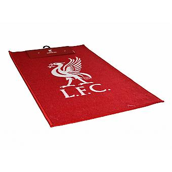 Liverpool FC Official Football Crest Rug
