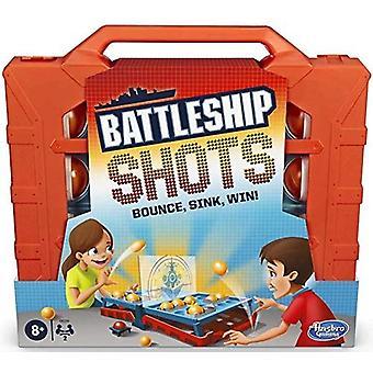 Battleship Shots Brettspiel