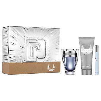Paco Rabanne Eau de Toilette Gift Set for Him