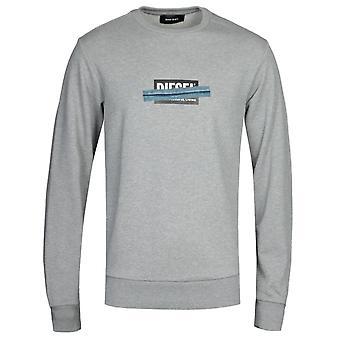 Diesel S-Girk N83 Grey Sweatshirt
