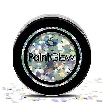 PaintGlow (chgr08) Chunky Cosmetic Glitter: Mystic Mermaid 3g
