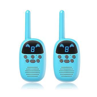 Lasten elektroninen, Langaton Radiopuhelin Lelu (85 * 51 * 32mm)