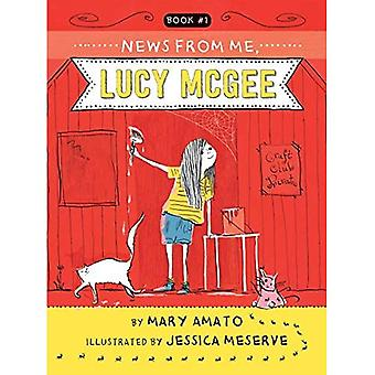 News from Me, Lucy McGee