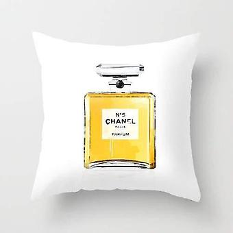 Chanel 5 Cushion/pillow Cover