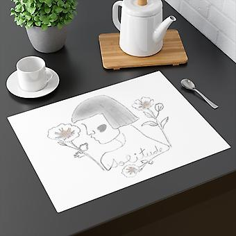 Lady Solitude Placemat