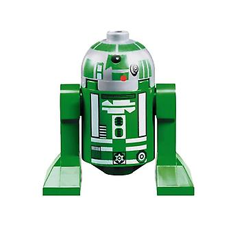 Star Wars The Mandalorian Baby Yodas General Ig-88 Grievous Model Figure Blocks