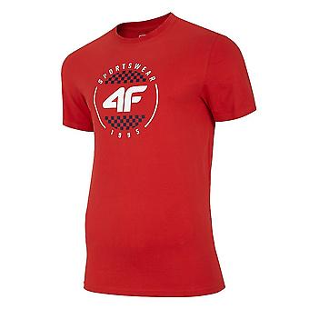 4F TSM022 H4L20TSM02262S universal Sommer Herren T-shirt