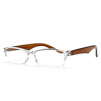 Comfy Ultralight Halter gafas de lectura Stretch mujeres y hombres Anti