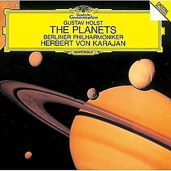 Holst / Karajan, Herbert Von - Holst: Planeetat [CD] USA tuonti
