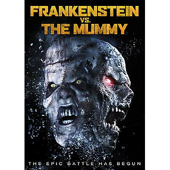 Frankenstein vs. de USA Mummy [DVD] importeren