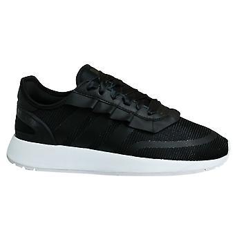 Adidas Originals N-5923 Kids Black White Low Lace Up Junior Trainers D96556