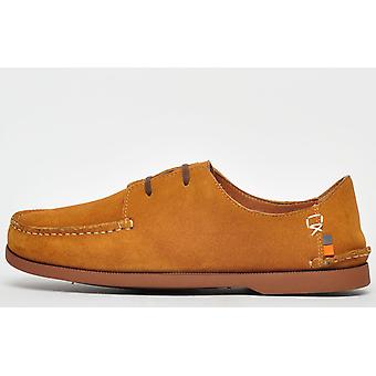 Frank Wright Whisper Suede Tan Suede