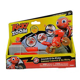 Ricky Zoom Ricky Launch & Go Figure Action Set