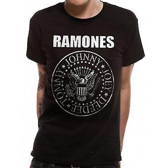 Camisa de crista adulta dos Ramones Unisex