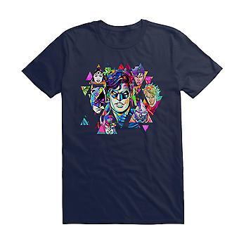 DC Comics Justice League Groepsvorm T-Shirt