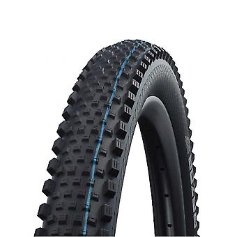 "Schwalbe Rock Razor Evo Folding Tires = 60-584 (27.5x2.35"") Super Trail"
