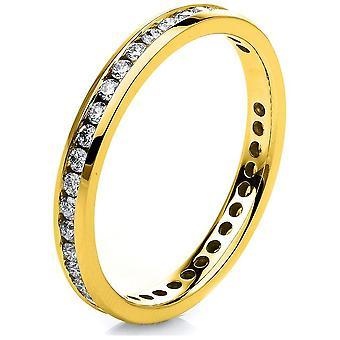 Luna Creation Infinity Ring Memoire voll 1C544G853-1 - Ringweite: 53