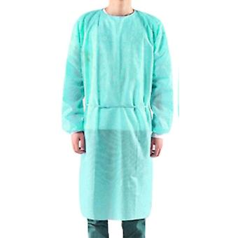 Disposable Protective Isolation Clothing Anti-spitting Waterproof Stain Gown