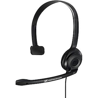 PC 2 CHAT Lightweight Telephony On-Ear Headset